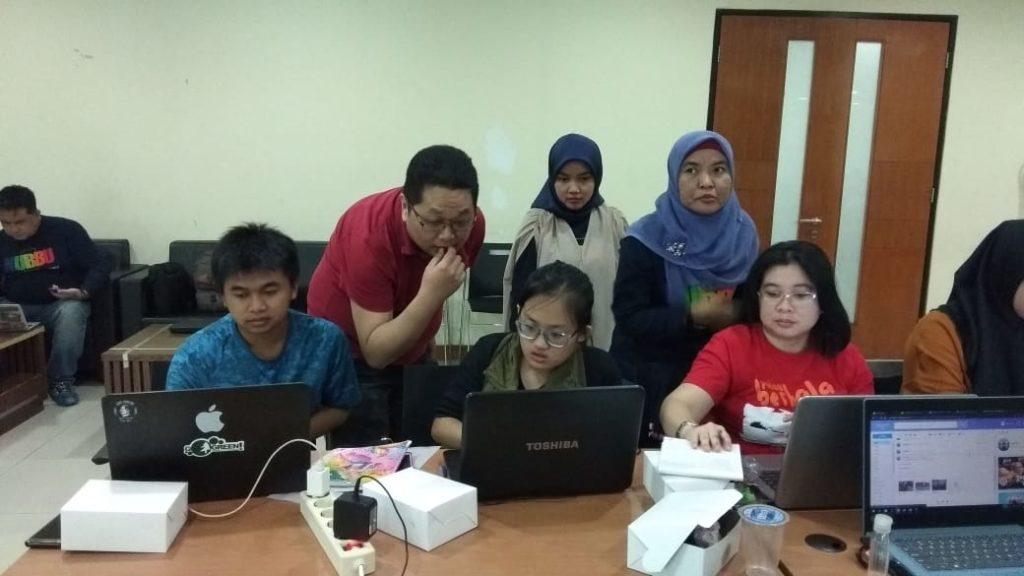 pelatihan blog pemula kubbu bpj