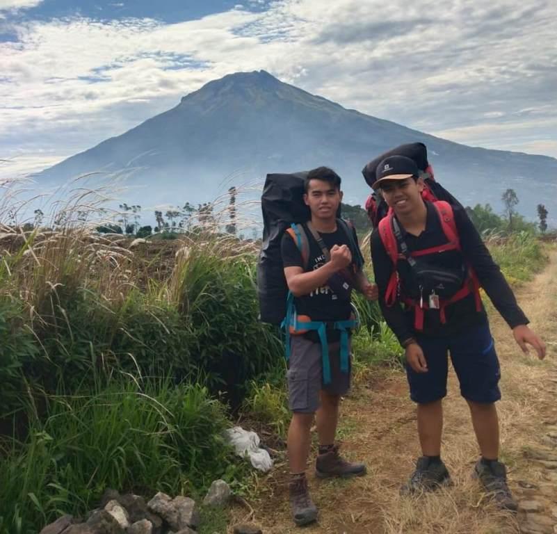 siap pendakian gunung sindoro